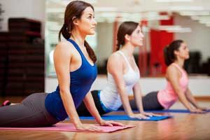 Yoga Batches at S Square Fitness Club